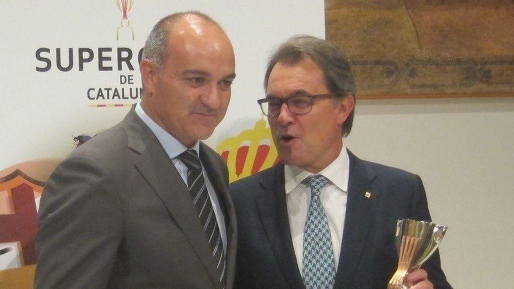 La RFEF decide mantener en su puesto al vicepresidente Andreu Subies para respetar la presunción de inocencia