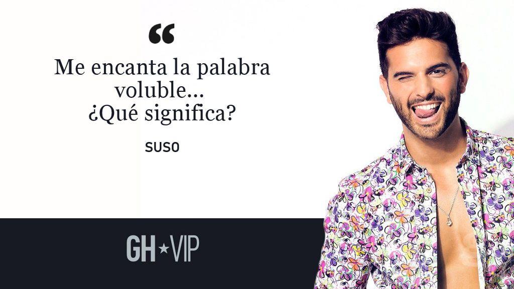 Frase de Suso