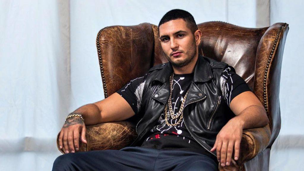 Omar Montes muestra la buena relación que tiene con la madre de su hijo