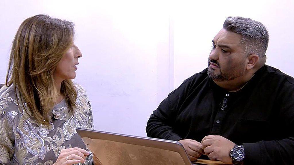 """Javi Iglesias: """"Omar Montes no es quien dice ser, es un lobo disfrazado de cordero"""""""