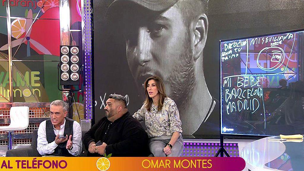 """Omar Montes planta cara a su examigo y defensor: """"¡Deja de vender películas por 500 euros!"""""""