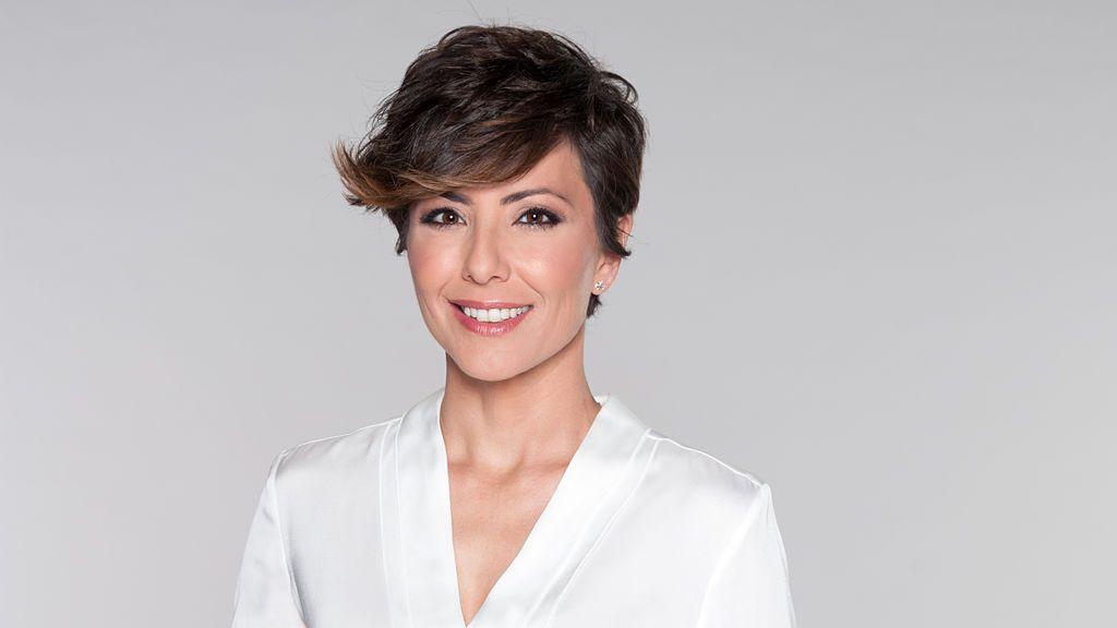 Sonsoles Ónega, presentadora de 'Ya es mediodía'.