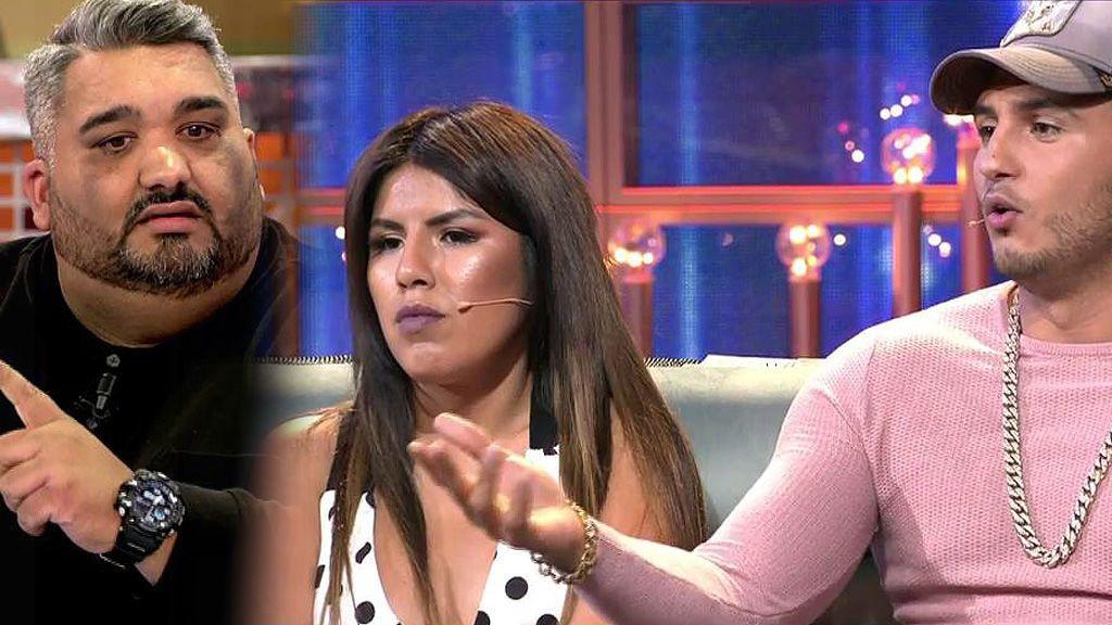 """Javi Iglesias ataca a Omar Montes: """"Me dijo que Chabelita era un cheque en blanco"""""""