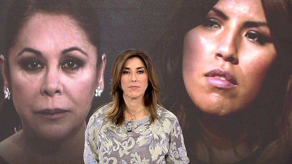 Isa Pantoja niega la traición a su madre: no tiene contacto con Julián Muñoz
