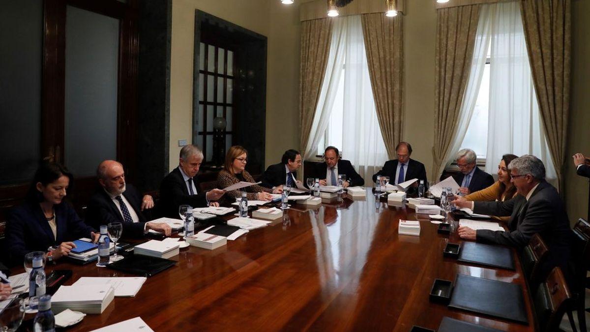 La mayoría del PP en la Mesa del Senado rechaza debatir sobre controles de drogas y alcohol a los senadores