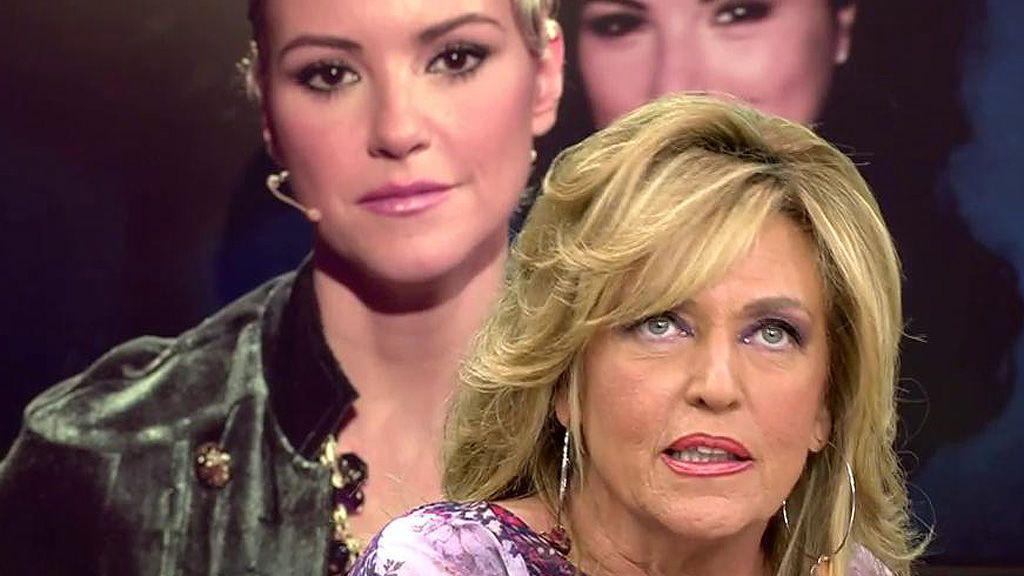 """Lydia Lozano fue jurado en el certamen de Miss España que ganó Mª Jesús Ruiz y niega que hubiera tongo: """"Nunca tuve sospecha"""""""
