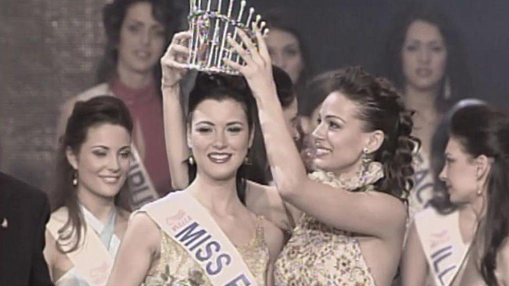 Así fue elegida Miss España María Jesús Ruiz