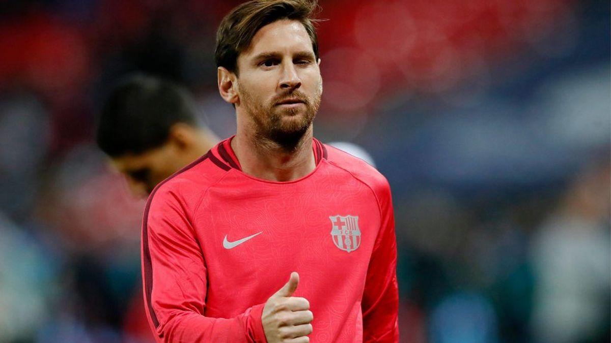 ¿Debería Messi arriesgar jugando en Italia?