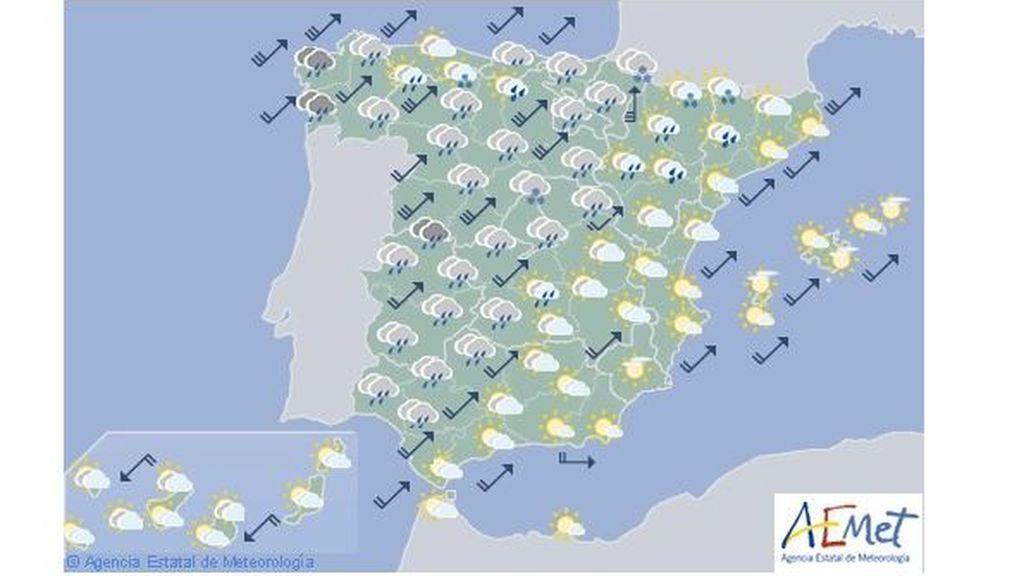 lluvia miércoles 7