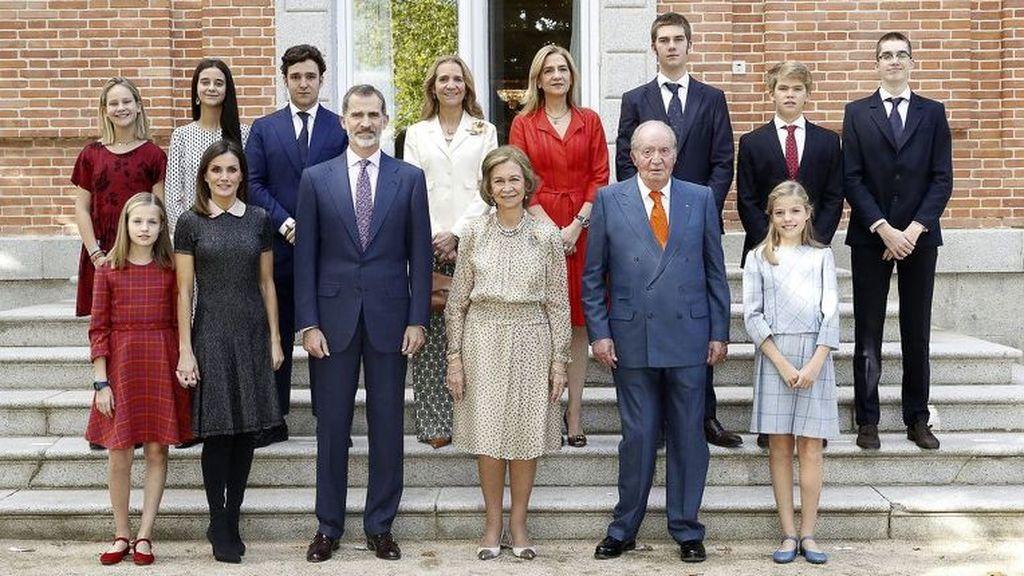 Victoria, Froilán, Irene o Juan Valentín: conoce uno a uno a los 'teen royal' de la Familia Real