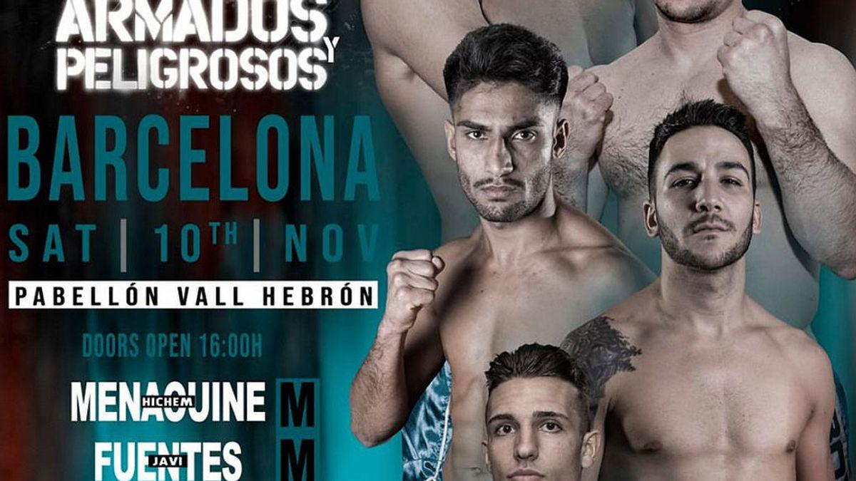 Vive una nueva velada 'World Fight Tour' en directo en BeMad Sports