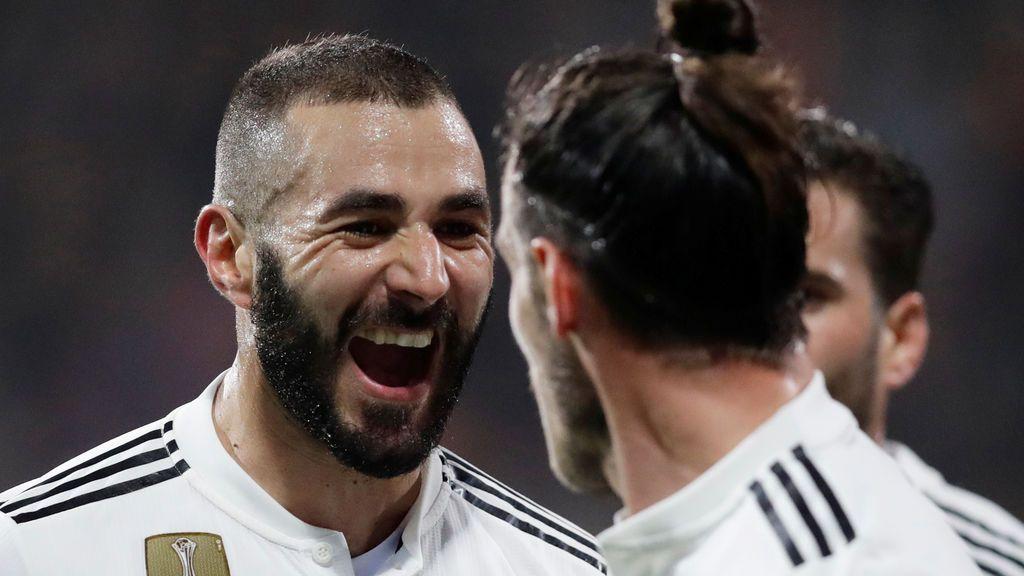 El Madrid se da un festín de goles ante el Viktoria Plzen y recupera autoestima (0-5)