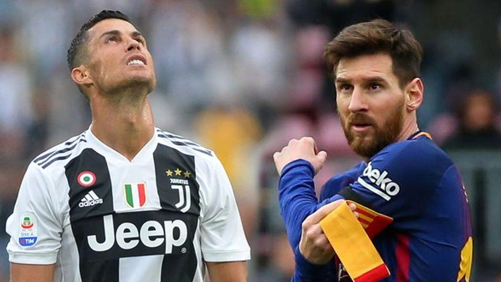 Messi y Cristiano ya no son los futbolistas más caros: ni siquiera entran en el top 5