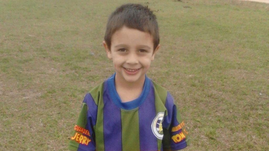 Fallece el niño de 8 años que tuvo un ataque cardíaco jugando un partido de fútbol