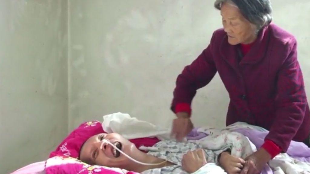 Despierta después de pasar 12 años en  coma a causa de un accidente de tráfico