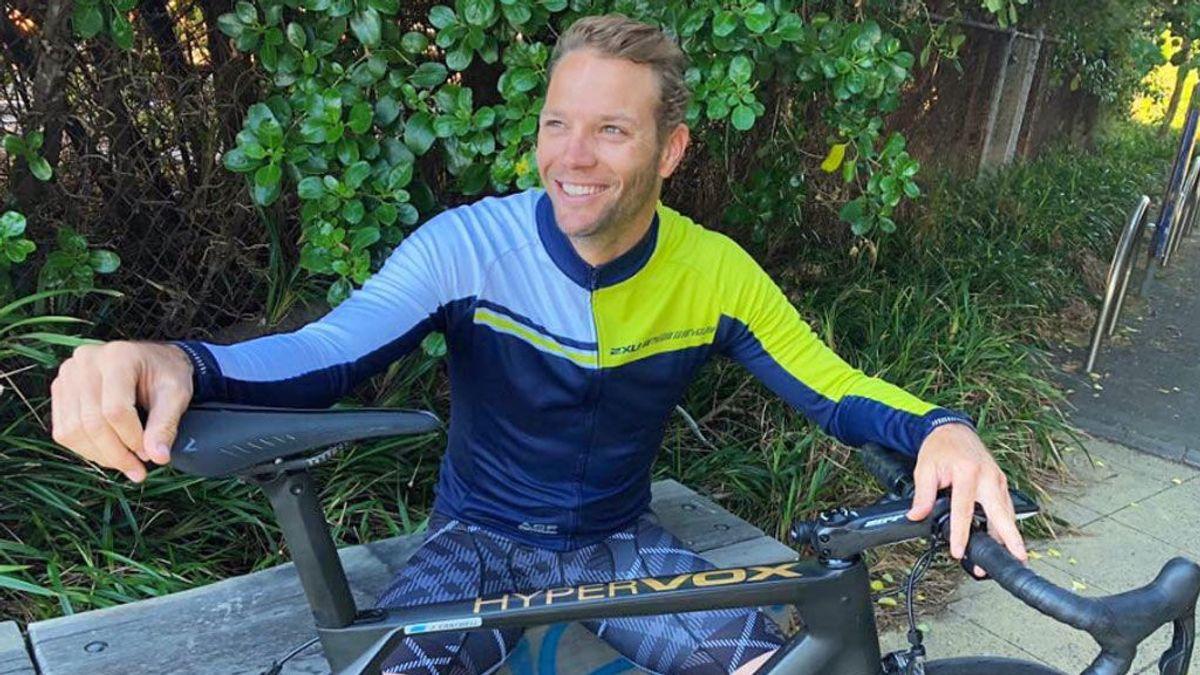 Muere el ciclista Jonathan Cantwell, ex compañero de Alberto Contador en el Saxo Bank