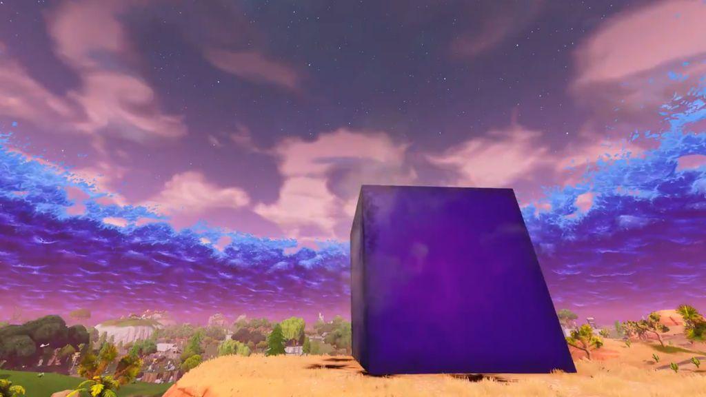 Lo que vivieron aquellos que presenciaron la muerte del cubo Kevin de Fortnite