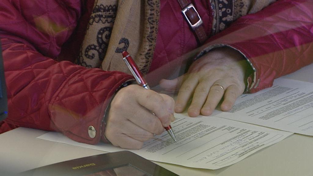 Los hipotecados, indignados con la decisión del Supremo