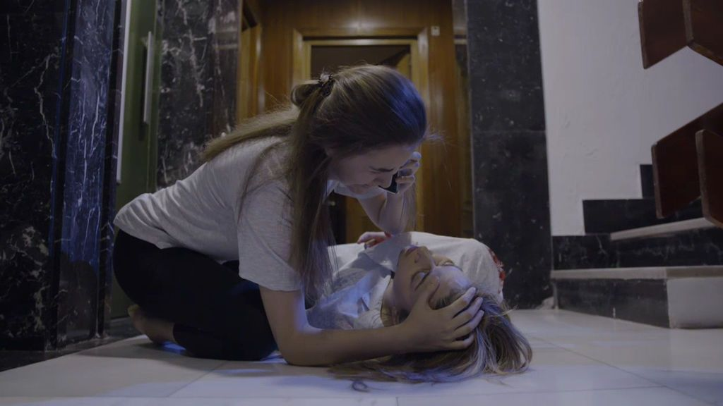 """Estrella: """"Mi pareja me apuñaló y mis hijas fueron las que me salvaron la vida"""""""