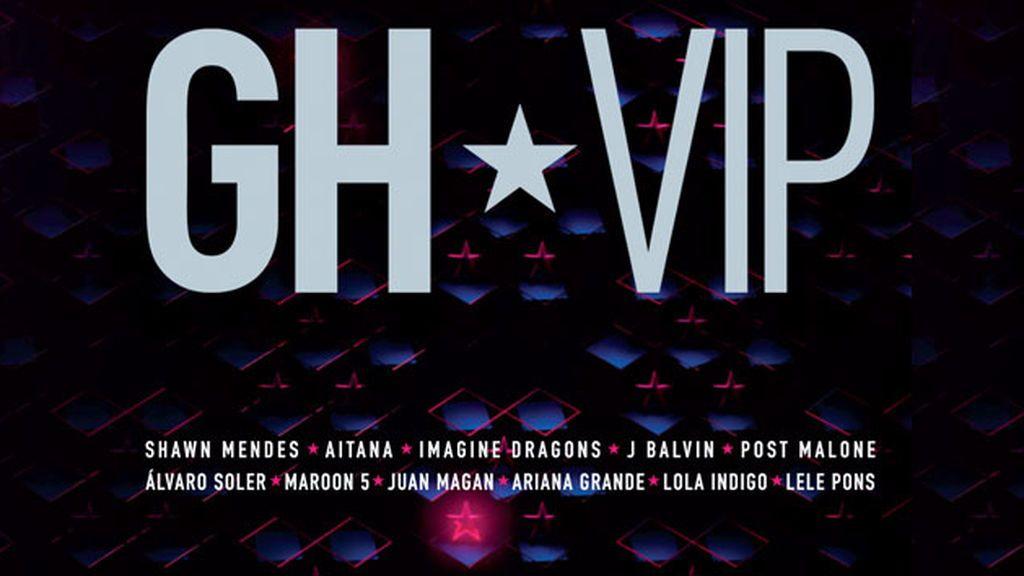 ¡Ya está aquí el nuevo disco de Gran Hermano VIP!