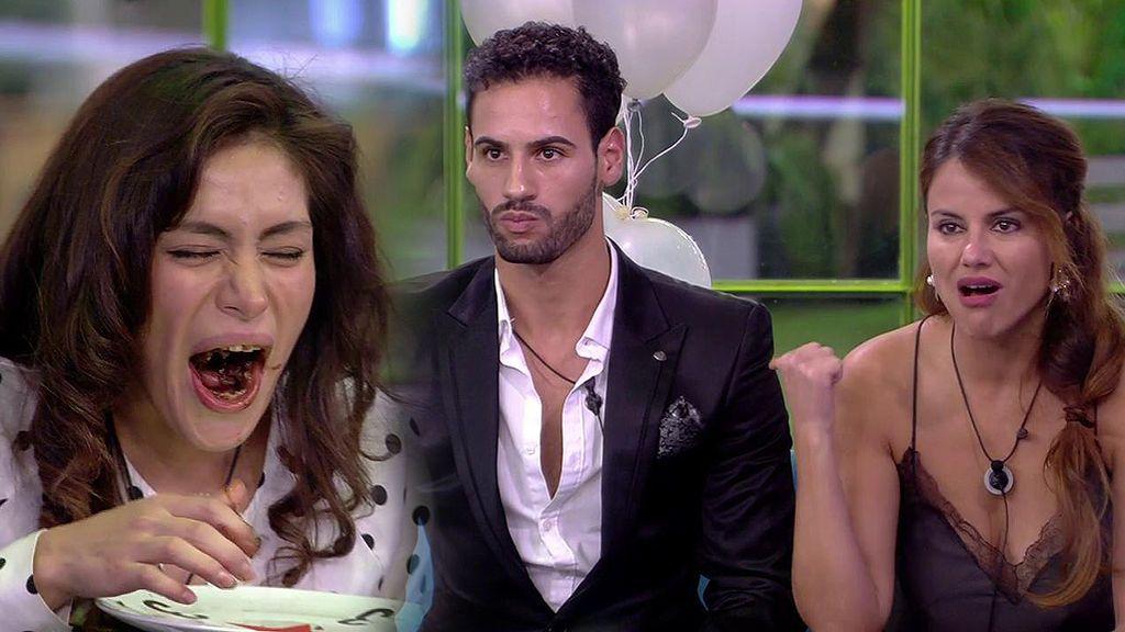 """Asraf se convierte en el inmune gracias a un bombón ¿y a Isa?: """"Creo que me ha dado suerte"""""""