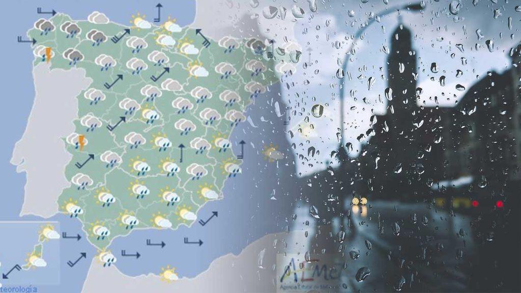 Las meteorólogas responden: cuándo va a dejar de llover