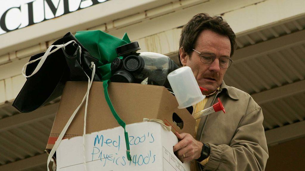 Bryan Cranston, dispuesto a interpretar a Walter White en el cine