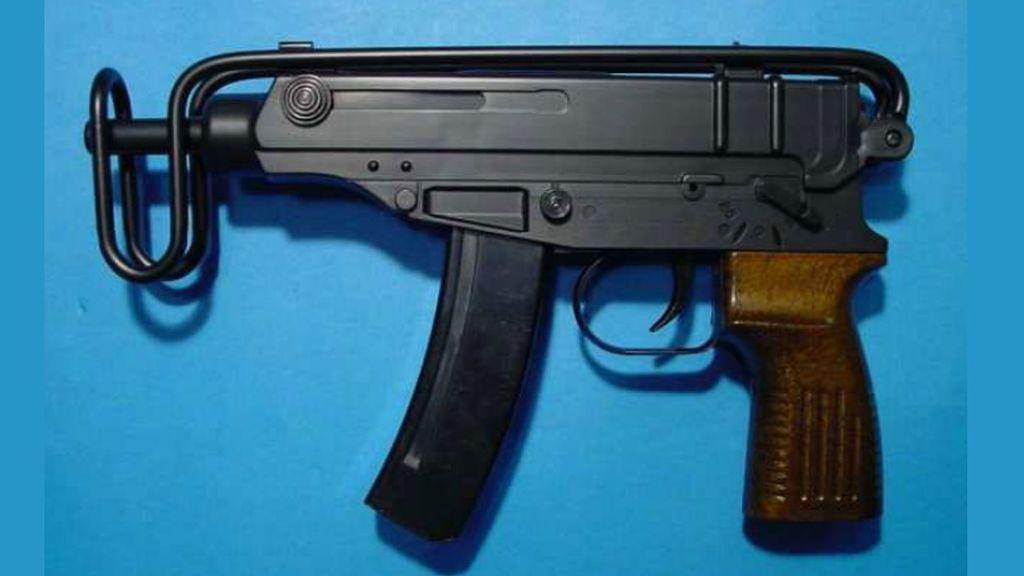 Este es el fusil con el que Manuel Murillo Sánchez quería matar al presidente