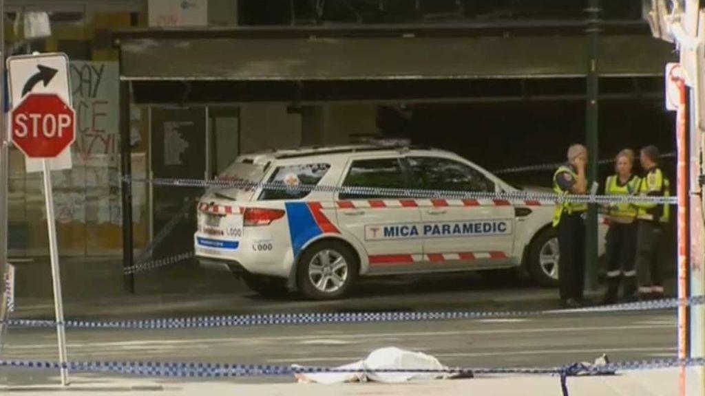 Ataque terrorista en Australia