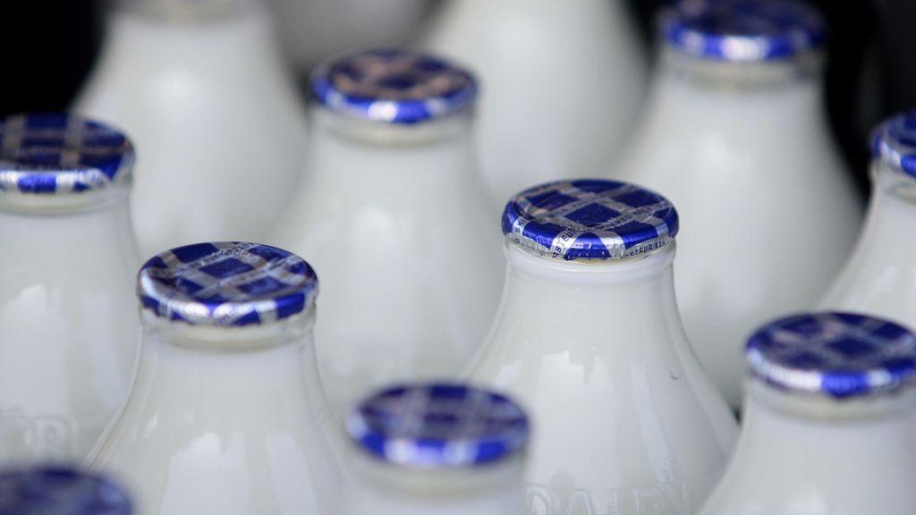 La leche es mala para los resfriados, según un estudio