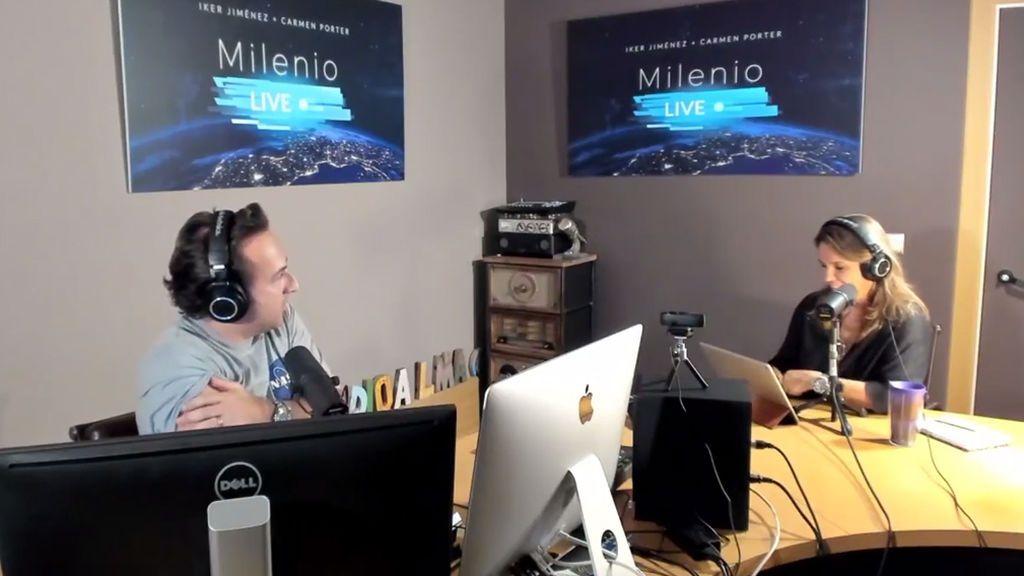 Milenio Live (10/11/2018) - Grabación de una voz psicofónica ...