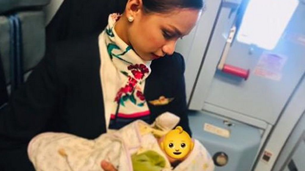 azafata-lactancia-materna