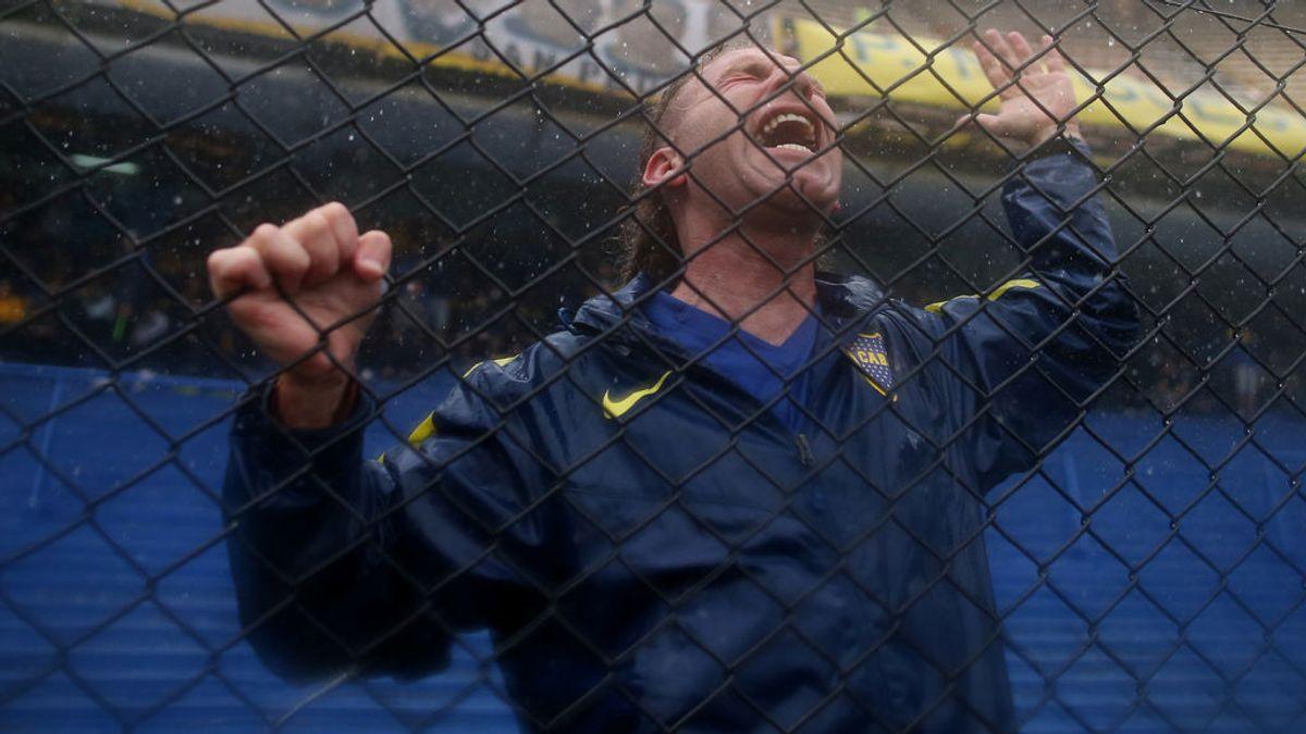 Boca - River, aplazada por las lluvias torrenciales la ida de la final de la Copa Libertadores