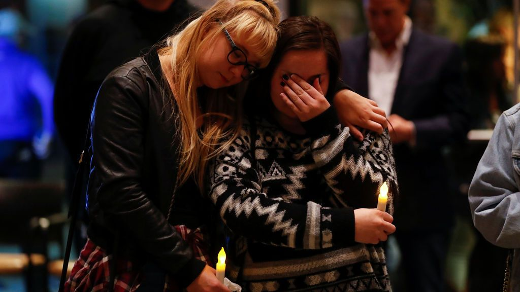 """Un superviviente de la matanza del bar de Thousand Oaks: """"Mi amigo mató a mis otros amigos"""""""