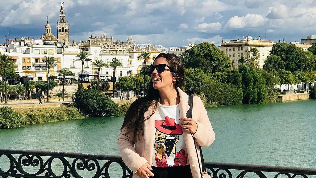 La foto más esperada de Anabel Pantoja en sus redes: el beso de amor con Omar