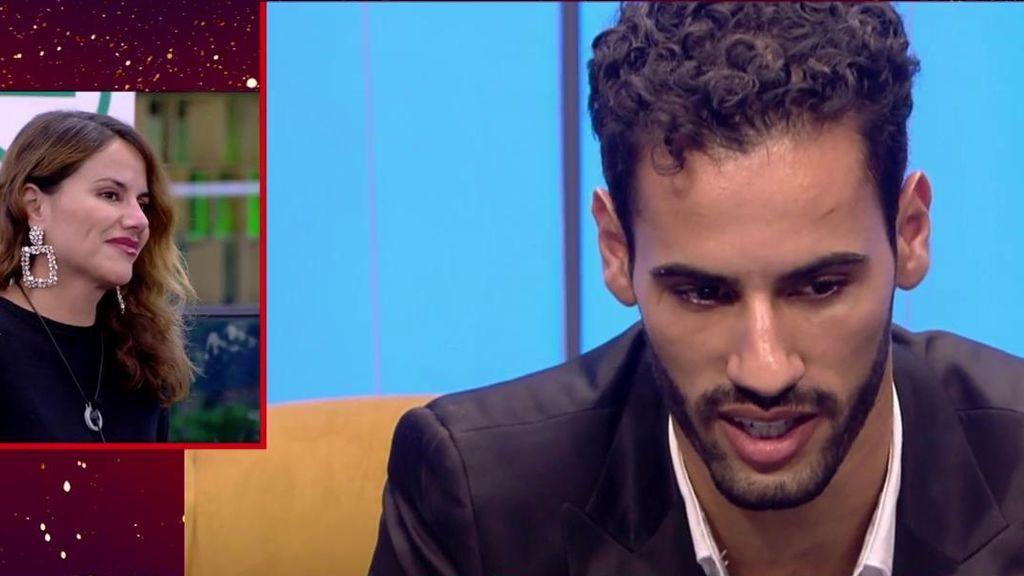 """Mónica, al enterarse de que Asraf la salvó de las nominaciones: """"El 50% de mi dinero es para él"""""""