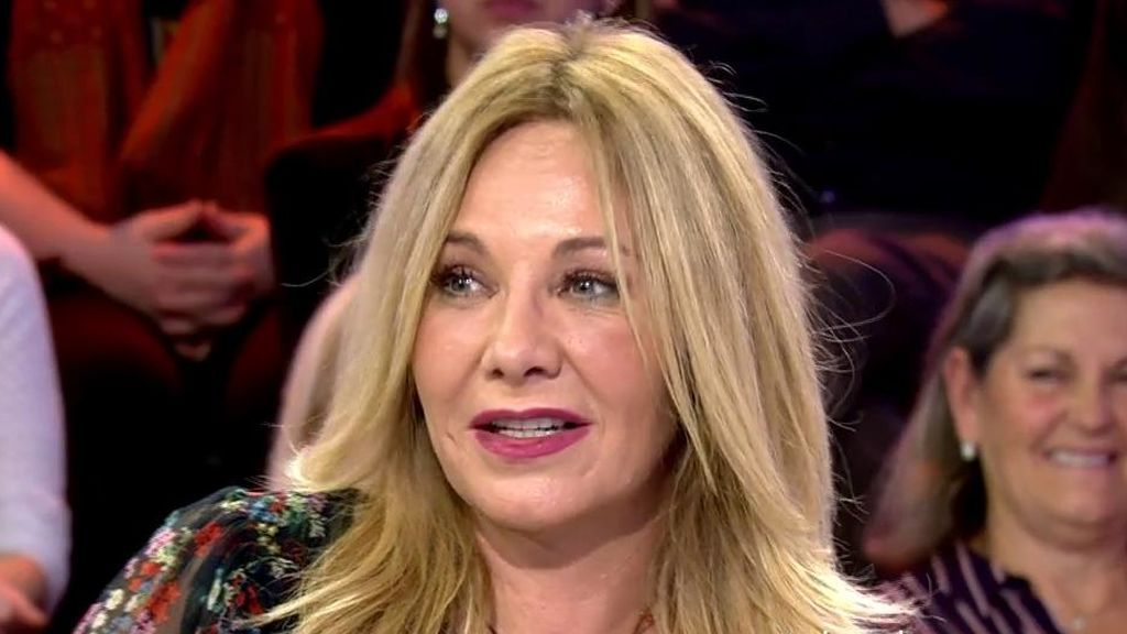 """Belén Rodríguez explica los motivos de la hinchazón de su cara: """"Me han pinchado"""""""