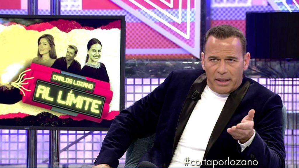 Carlos Lozano explica el verdadero motivo de su corta retirada televisiva: culpa a Miriam y Mónica