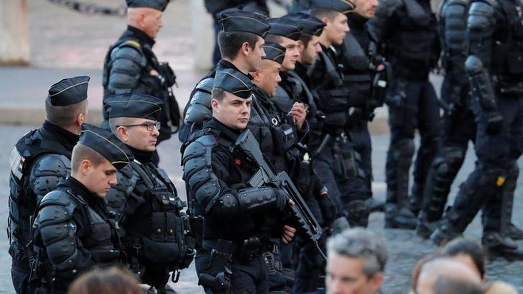 Vigilancia ante los actos de Francia