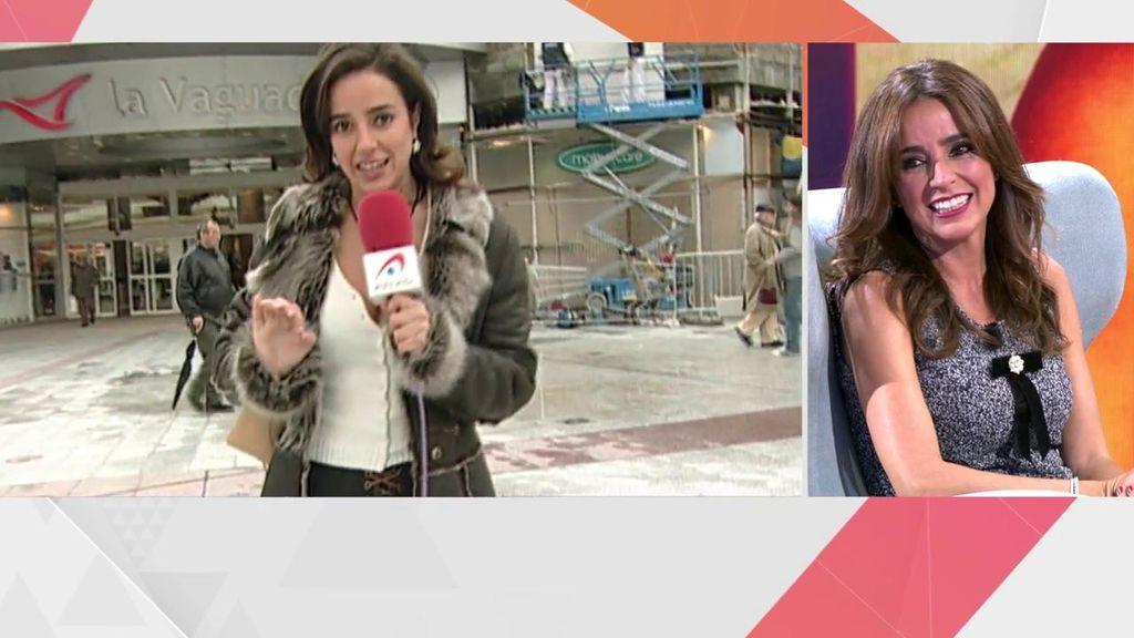 El casting de reportera de Carmen Alcayde para 'Aquí hay tomate': ¡Lo hizo y acabó de presentadora!