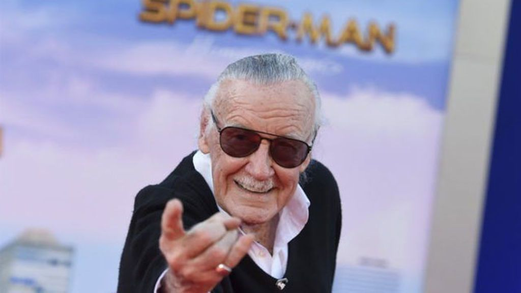 Fallece Stan Lee, creador del mundo Marvel