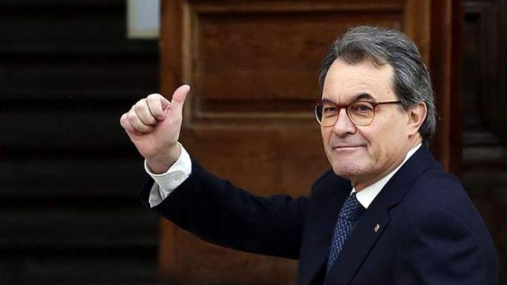 El 9N le sale caro a Mas: condenado a pagar 5 millones de euros por su puesta en marcha