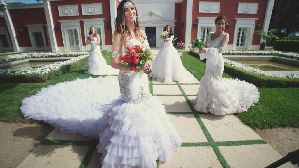 """""""Ni boda 'friki' ni boda ochentera, yo creo que es boda cateta"""""""