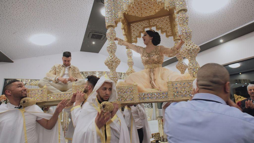 Ilusión, complicidad y pasión, a prueba en 'Cuatro weddings'