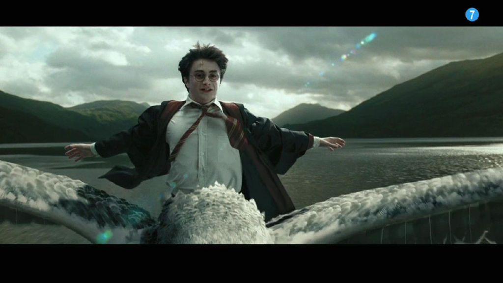Este fin de semana, la saga de Harry Potter continúa en Cuatro