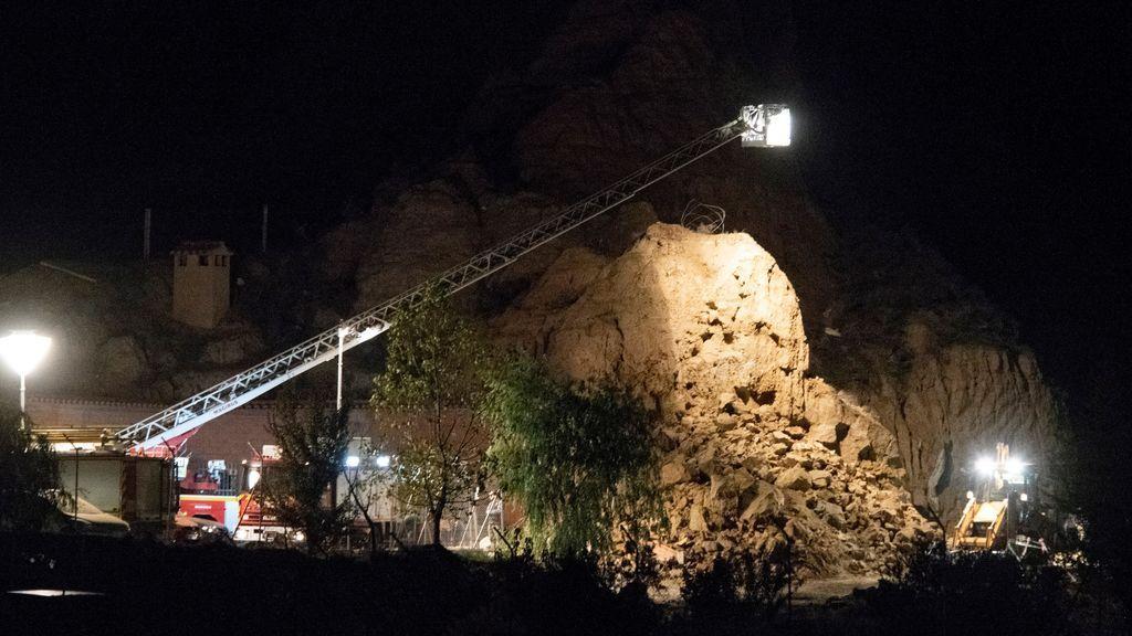 """La explosión de la pirotecnia de Guadix """"ha sido como una bomba"""""""