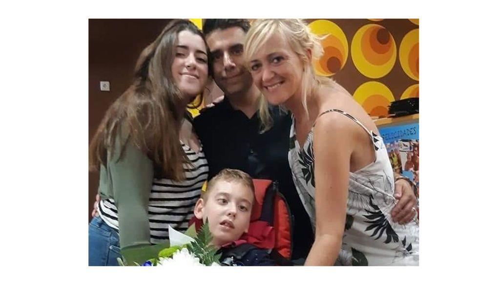 Muere Jaime Estrany, el niño que impulsó la recogida de tapones