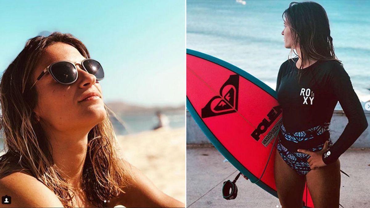 La surfista Mariana Rocha, apuñalada al defenderse de una agresión sexual en plena calle