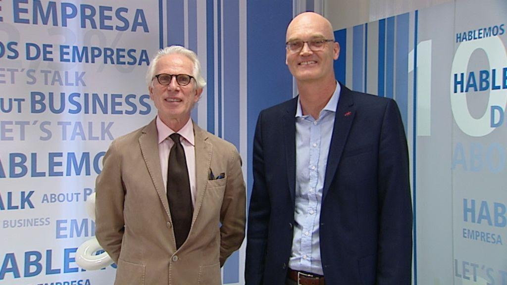 Ralf Weigand, consejero delegado para España y Portugal de Tradeshift (I)