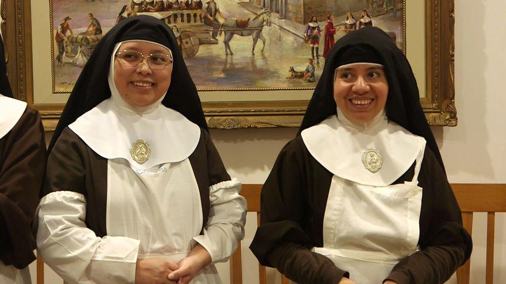 Entramos por primera vez en un convento de clausura para ver cómo se hacen las hostias consagradas